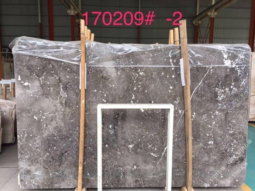 Cicili Grey Marble Slabs