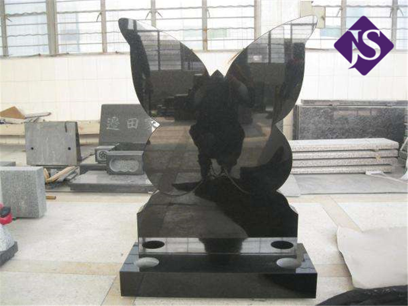 Shanxi Black Granite Slab Without Golden Points