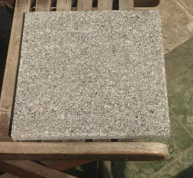 Cheap Price Violet Purple Natural Granite surface flamed TKH1