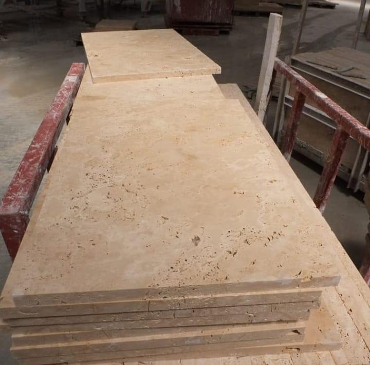 Travertine Tile Beige Travertine Tiles for Flooring
