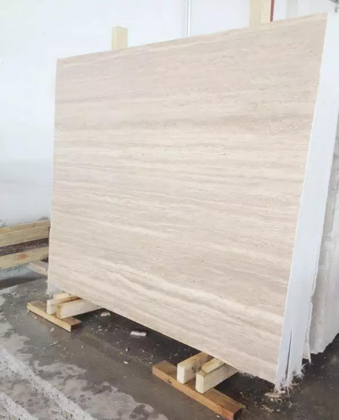 travertine slab