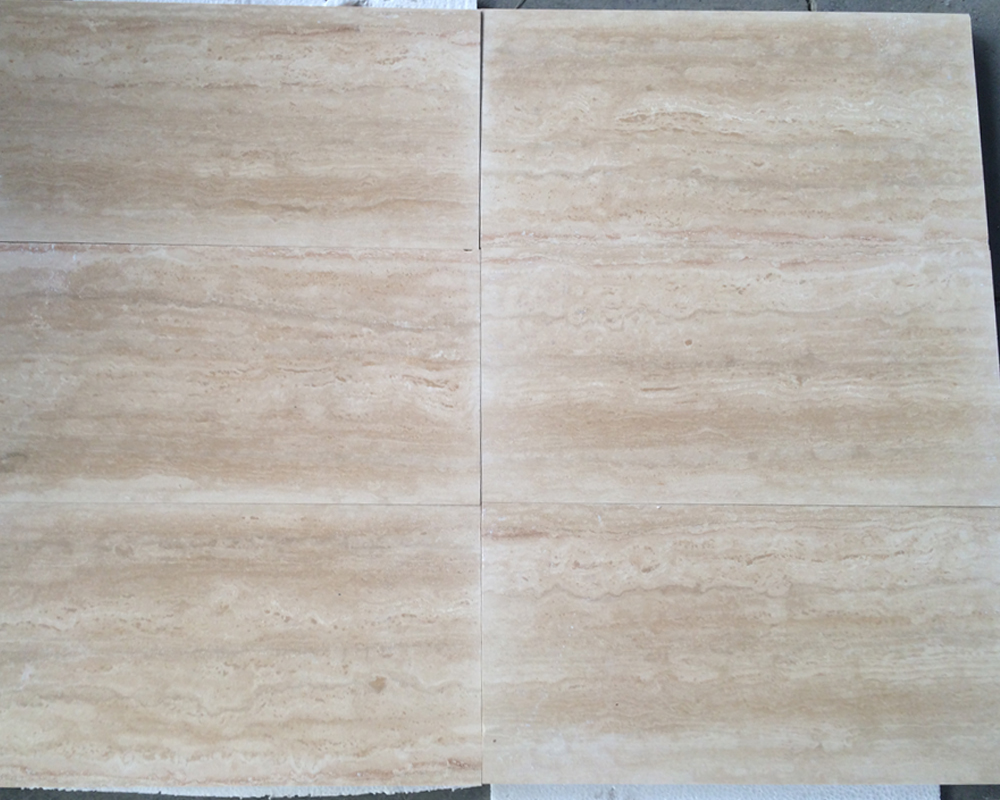 turkish vein cut travertine tiles