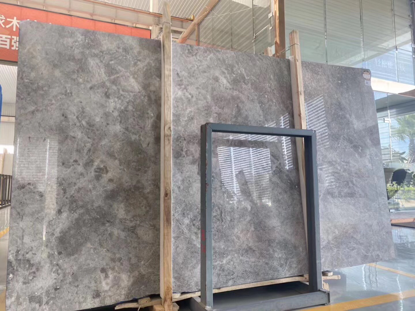 Tundra Grey Marble Big Slabs