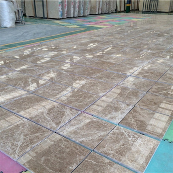 Turkey Ligh Emperador Marble Tiles