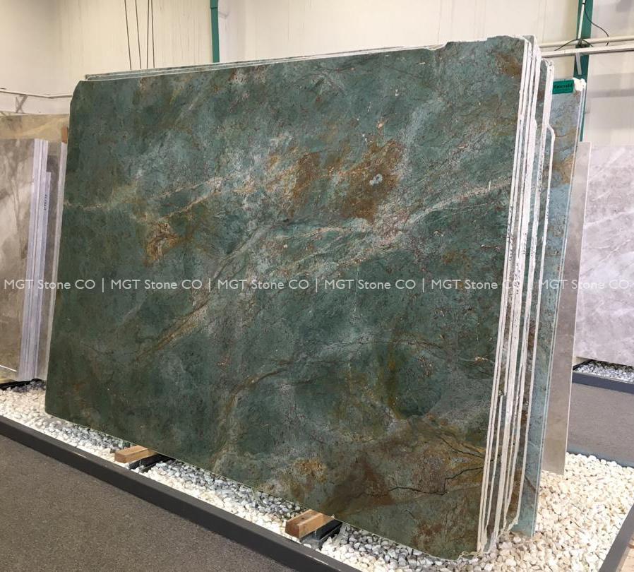 Turquoise Granite Slab