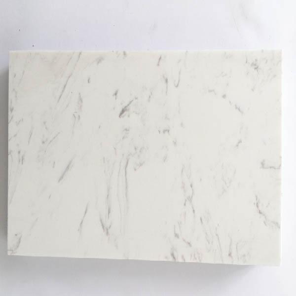 Grain White Artificial Marble