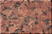 Vermelho brasilia granite