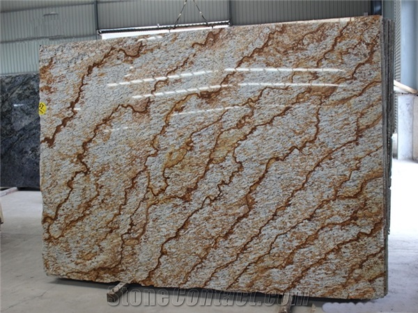 Verniz Tropical yellow granite