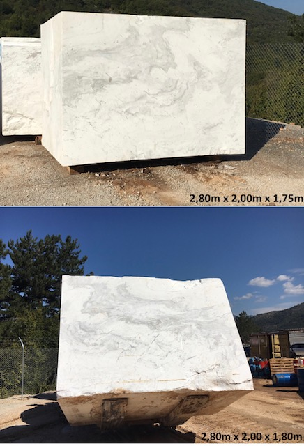 Volakas Marble Blocks