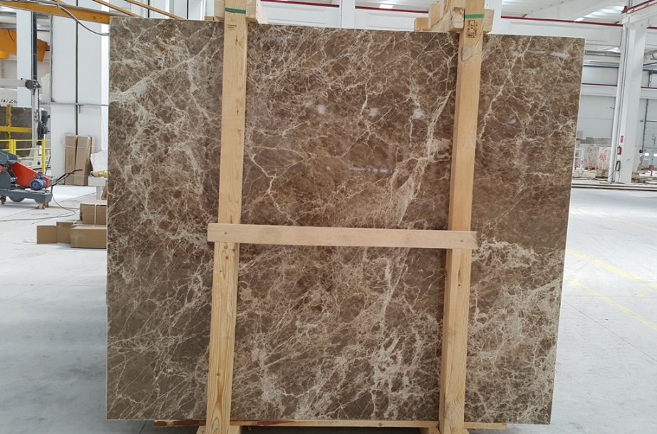 Dark Emperador Marble Slabs Turkish Brown Marble Slabs