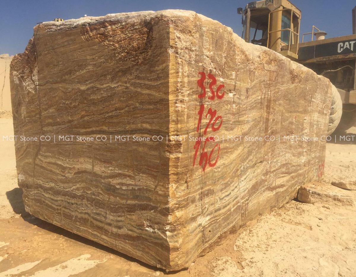 Walnut Traonyx Block
