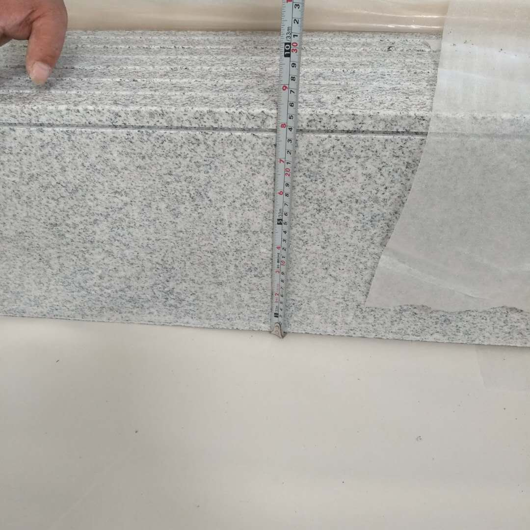G603 Granite Windowsill with Water Tunnel