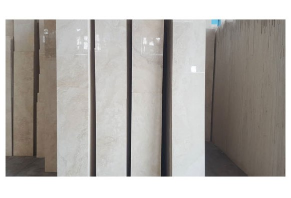 White Travertine Stone Tiles