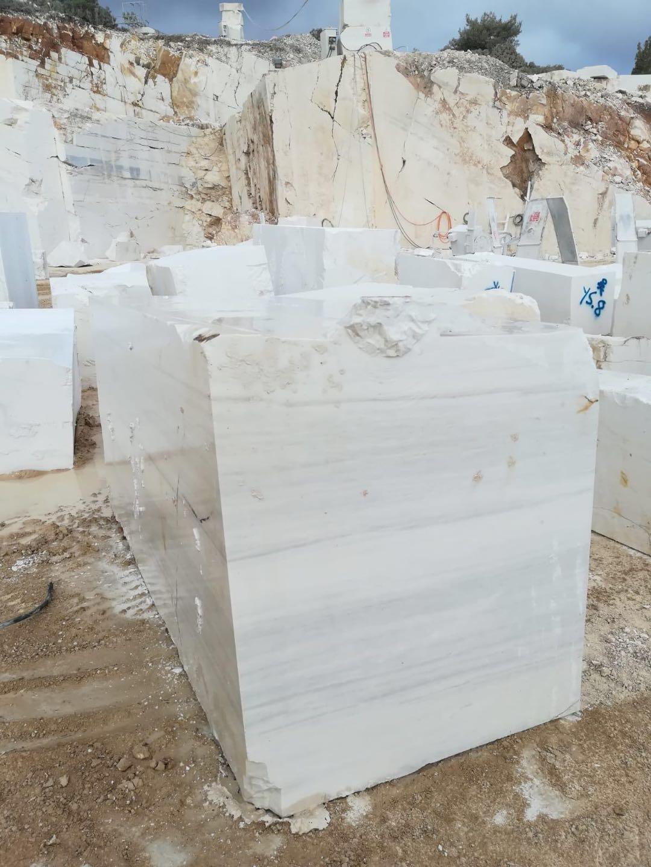 white marmara block 8