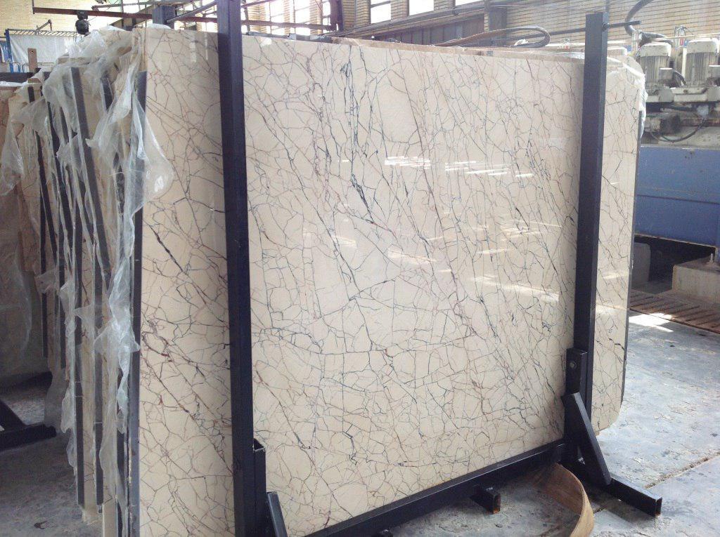 white valencia marble