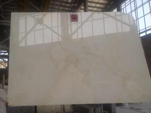 white green onyx slabs