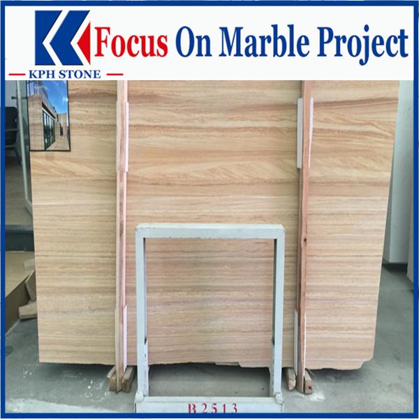 Wood grain marble