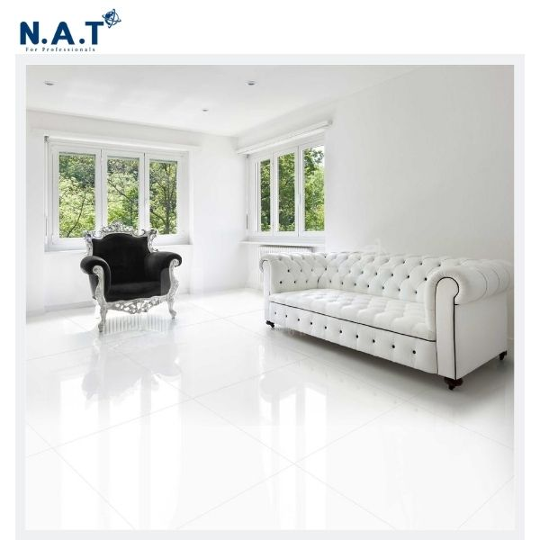 Viet Nam crystal white marble tiles