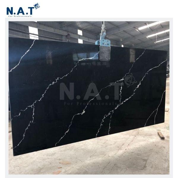 Viet Nam Stone Quartz- Pietra Black