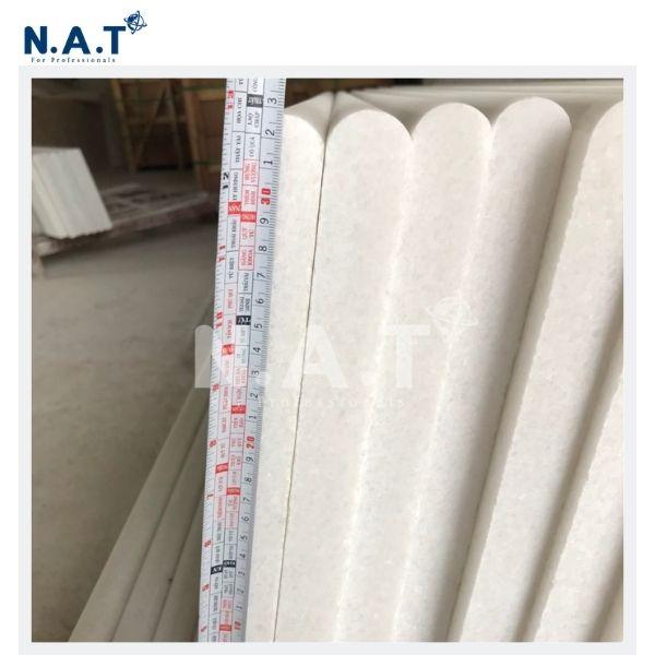 Viet Nam Crystal white marble