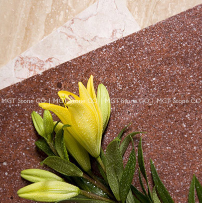 Yazd Red Granite Tile