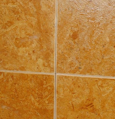 Yellow Gold Sandstone Flooring Tiles