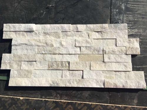 White Quartzite Culture Stone Stone Culture Stone
