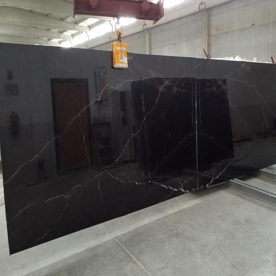 Premium Black Marble Slabs