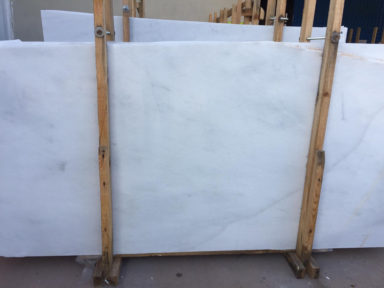 Zetta White Slab White Polished Marble Slabs