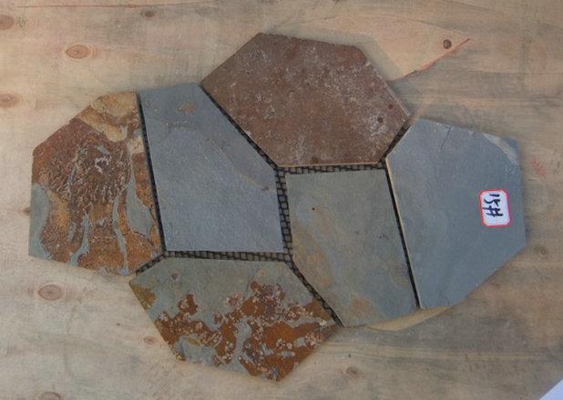 Flagstone mesh tiles