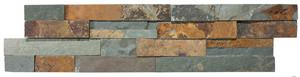 Rustic slate ledgestone
