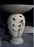 Stone Garden Pots P1
