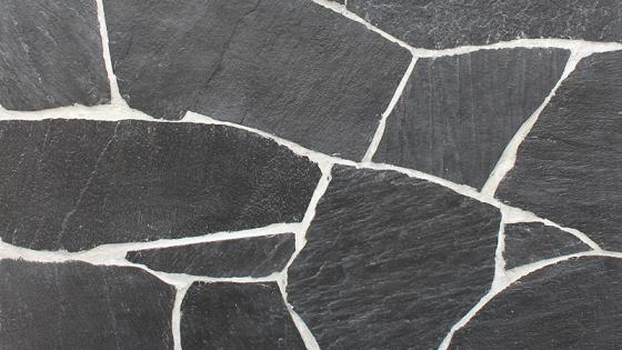 Crazy Paving Stone Santorini
