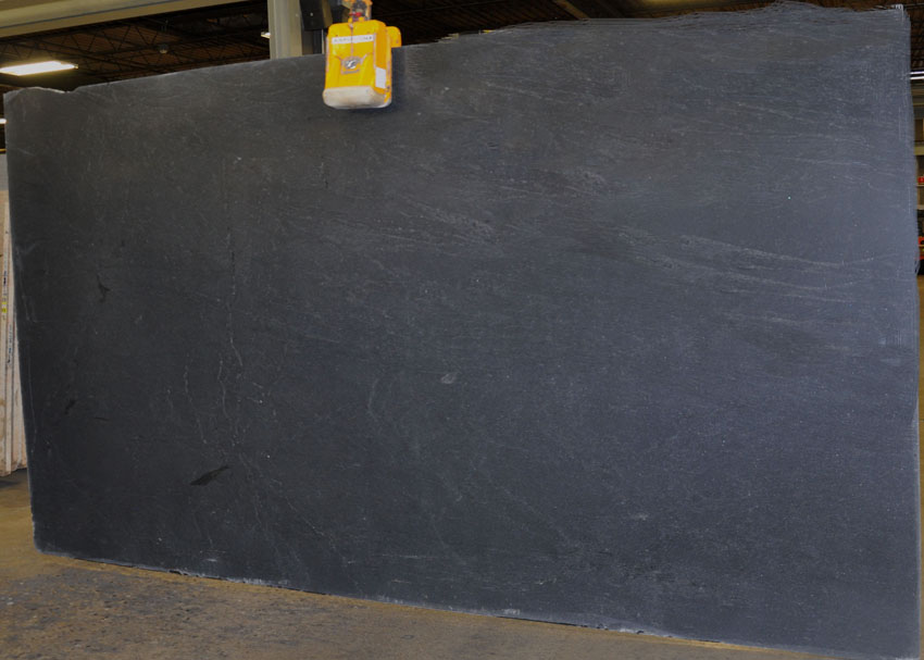 Black Soapstone Slabs