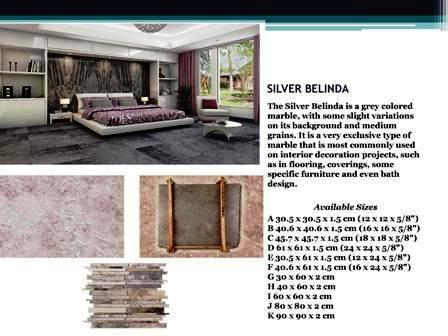 silver belinda