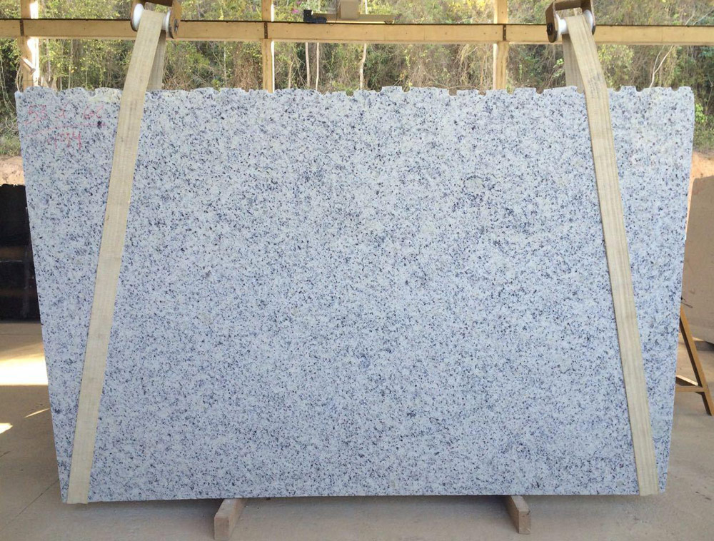 Dalla White Granite Slabs