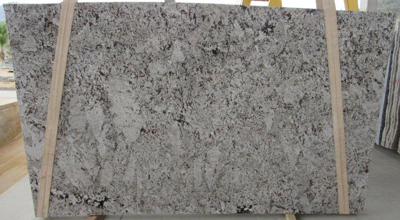 Frozen White Granite Slabs