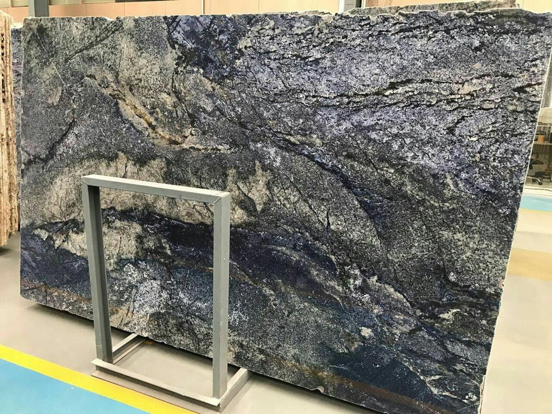 Azul Bahia Granite Slabs