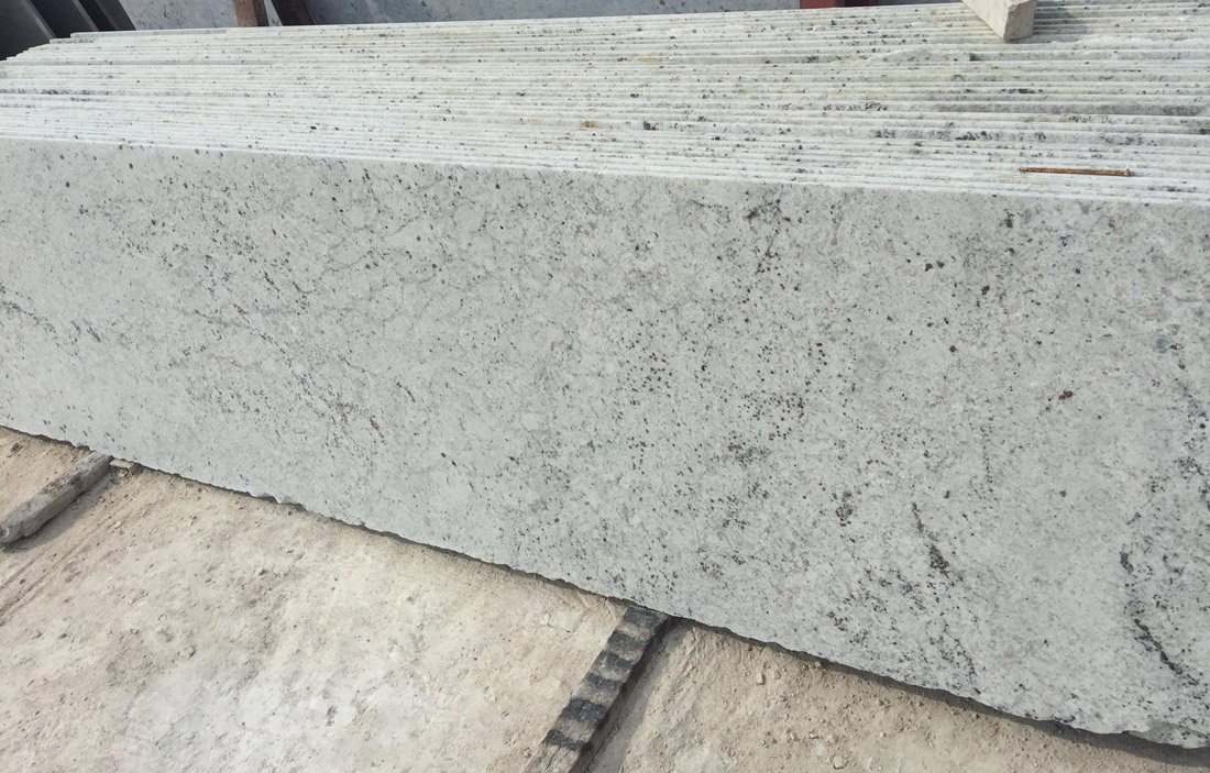 Colonial White Granite Tiles Slabs Countertops Price From Indian Suppliers