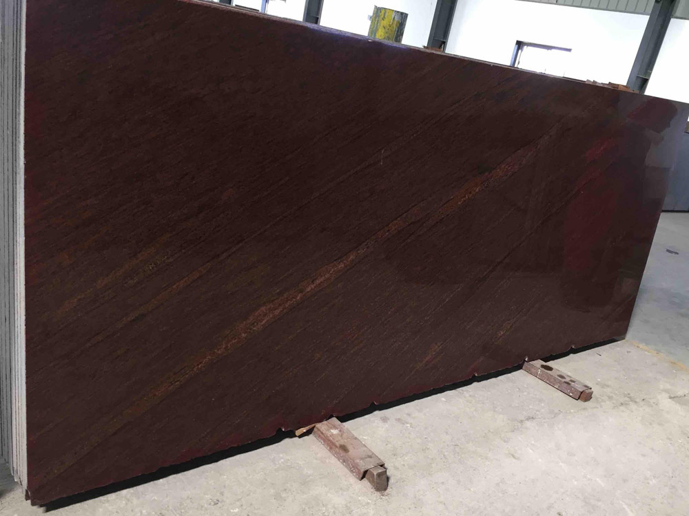Red Wine Granite Slabs