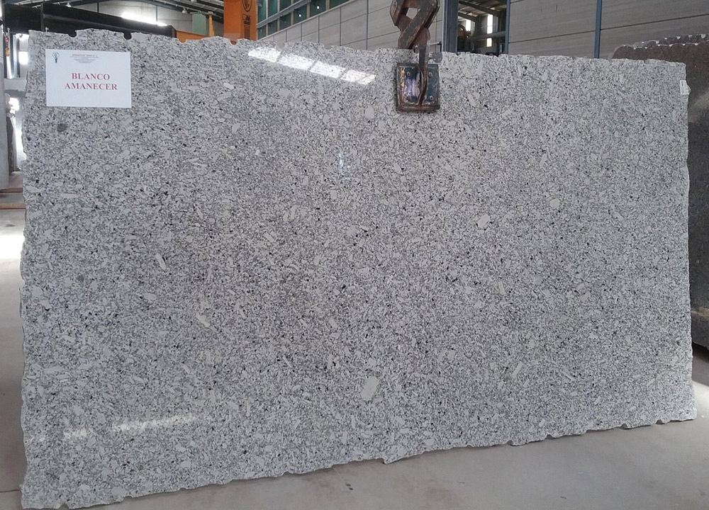 Blanco Amanecer Granite Slabs