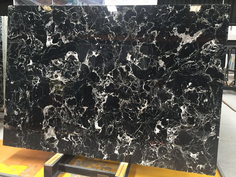 Ice Century Flower Marble Slabs