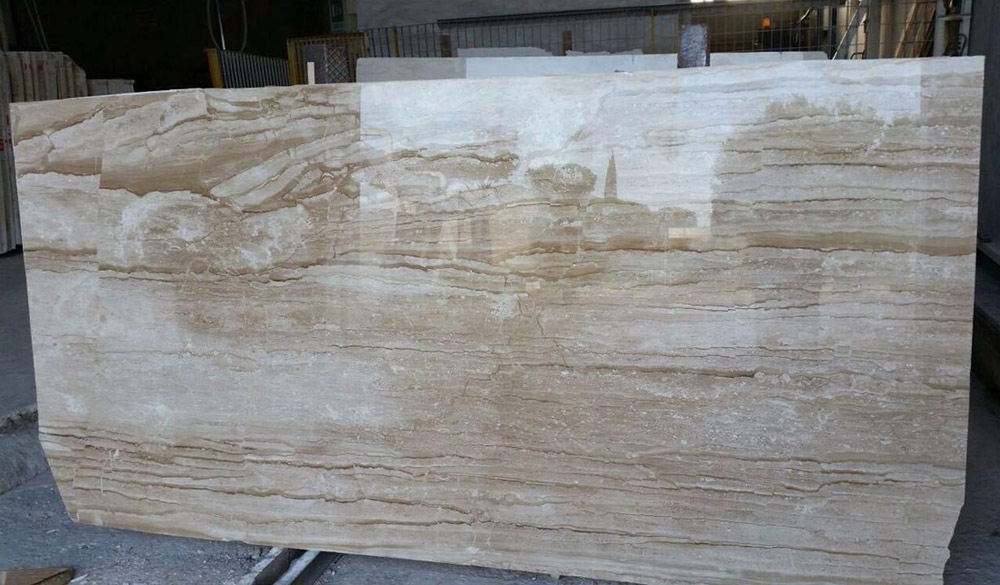 Daino Reale Marble Slabs