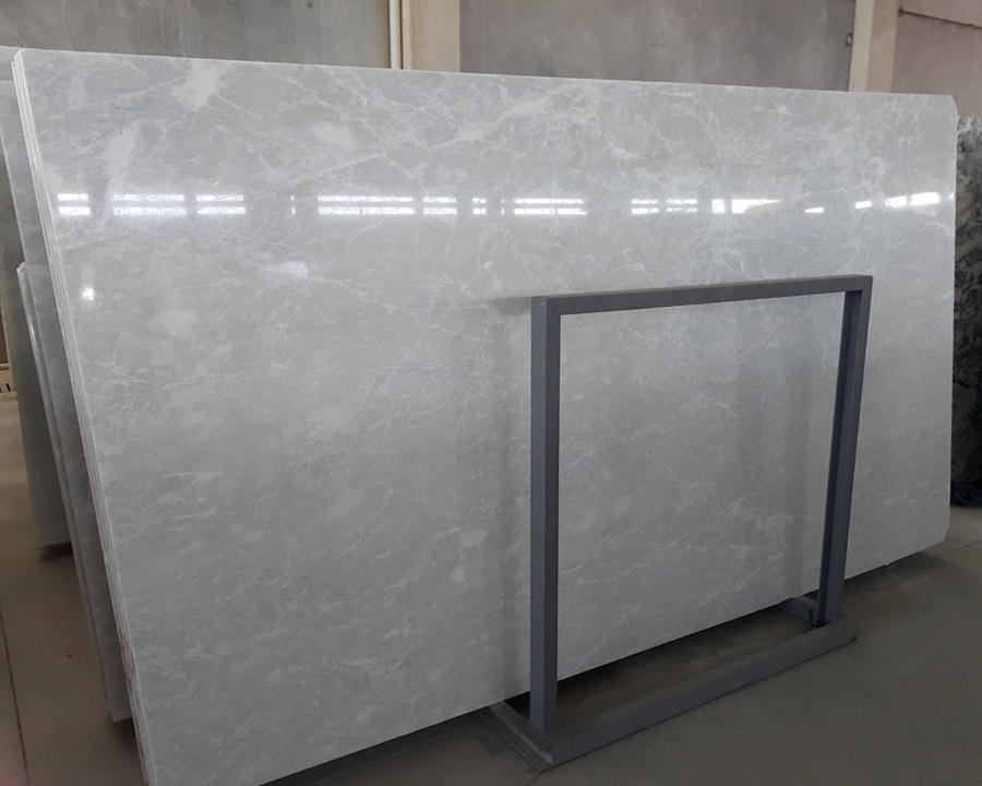 Rosa Silver Marble Slabs