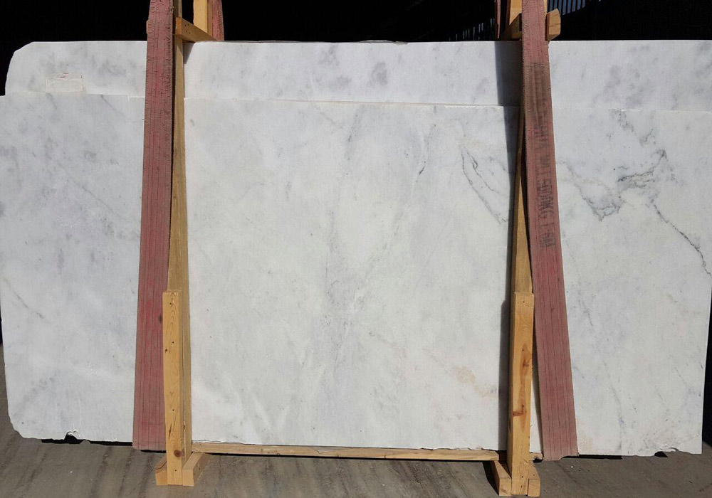 Turksih White Carrara Marble Slabs