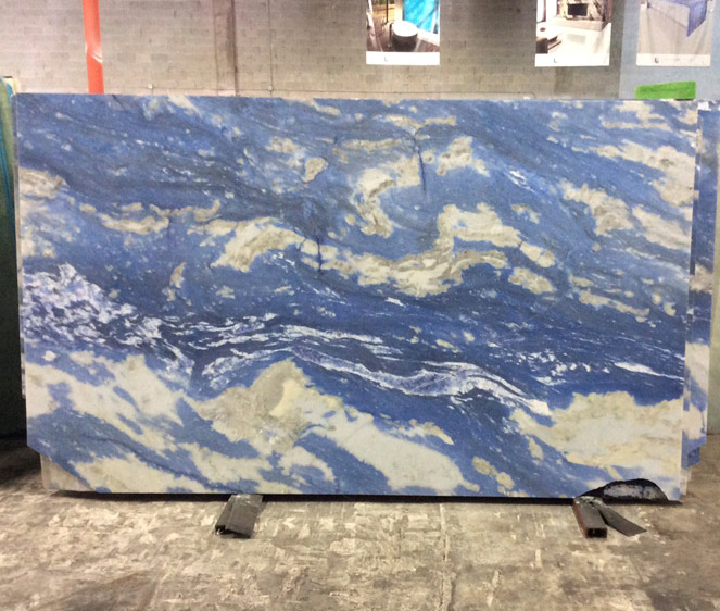 Blue Planet Marble Slabs