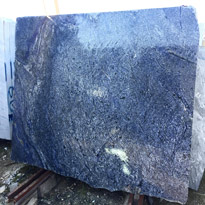 New Azul Bahia Granite Slabs