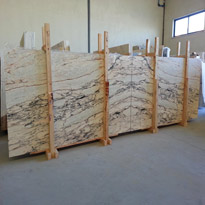 New Vulcanatta Marble Slabs