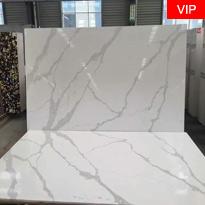 Statuario light artificial quartz stone slabs