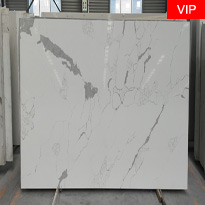 New design statuario calacatta Quartz Slabs China